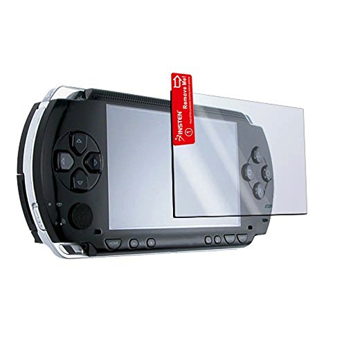 Psp 1000 Psp 2000 : Insten screen protectors cover guard compatible with