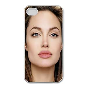 Generic Case Angelina Jolie For iPhone 4,4S Q2A2218724