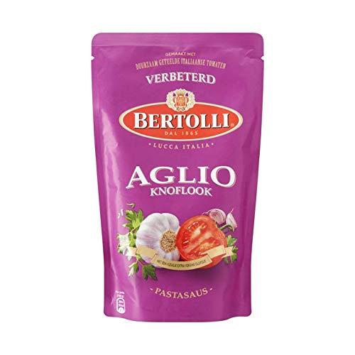 Pasta Sauce | Bertolli | Pasta Sauce In Bag Of Garlic | Total Weight 17.64 ounce ()