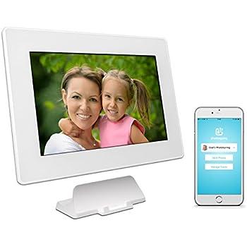 Amazon.com : Pix-Star 10.4 Inch Wi-Fi Cloud Digital Photo
