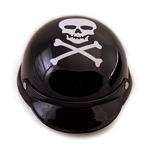 Helmet for Dogs, Cats and All Small Pets - Skull
