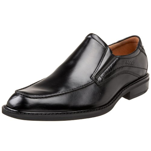 ECCO Men's Windsor Slip-On,Black,44 EU (US Men's 10-10.5 ()