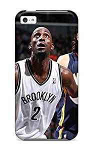 Diycase brooklyn nets nba basketball NBA Sports & Colleges colorful 6NRVr2vs7eC iPhone 5c case covers