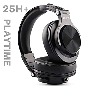 Fire-Boltt Blast 1400 Over-Ear Bluetooth Wireless Headphones