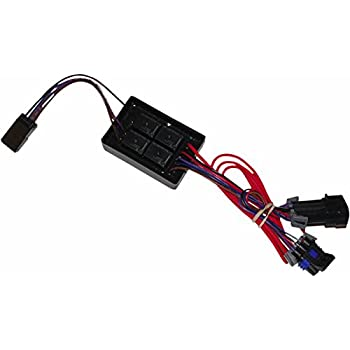 5-to-4 Module with 8-Position Multilock Namz Custom Cycle Trailer Isolator