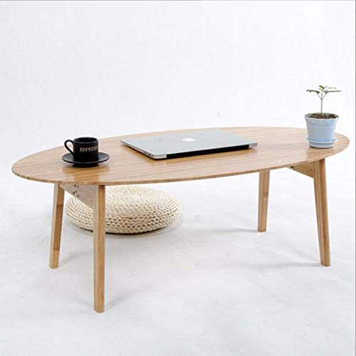 iHPH7 Best for Quality Bamboo Notebook Computer Laptop Table/Tray, Laptop Bed Table (100 x 50 x 34 cm,As ()