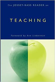 Book JB Reader on Teaching Jossey-Bass education series readers