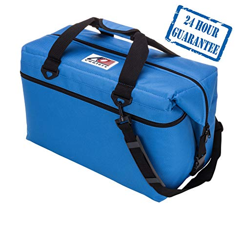 Casino Stick - AO Coolers Original Soft Cooler with High-Density Insulation, Royal Blue, 24-Can