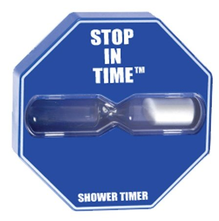 shower clock with timer - 9