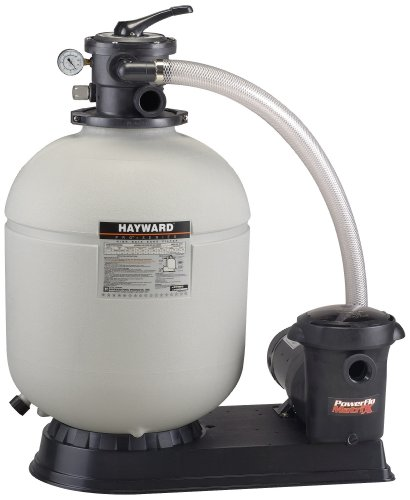 Hayward S144T1540S Pro Series Top-Mount Sand Filter 14-Inch 4-way Valve and 40 GPM Pump by Hayward