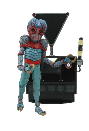DIAMOND SELECT TOYS Universal Monsters Select: Metaluna Mutant Action Figure