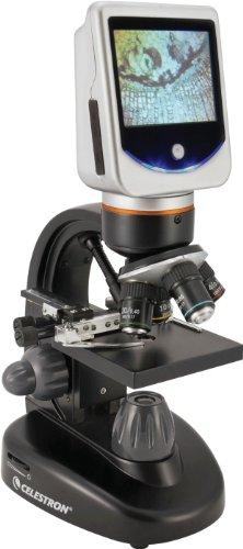Digital Camera 1gb Deluxe Accessory (Celestron 5 MP LCD Deluxe Digital Microscope)