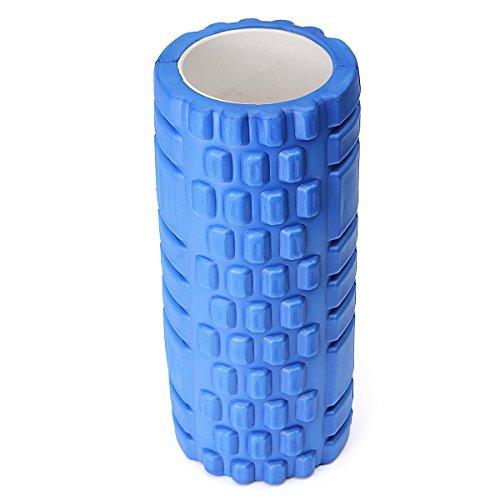 Bheema 34x14cm Pilates Fitness Foam Roller Home Gym Massage Trigger Point