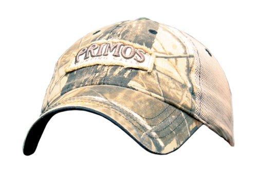 Primos Logo Cap with Mesh Back (Realtree AP Camo) - Primos Mesh Cap