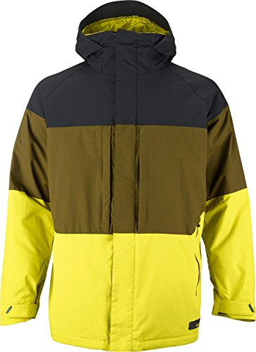 Burton - Mens Encore Snow Jacket, Toxin