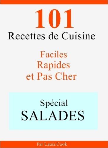 Special Salades 101 Delicieuses Recettes De Cuisine Faciles