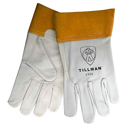 - Tillman Large Pearl Top Grain Kidskin Standard Gra