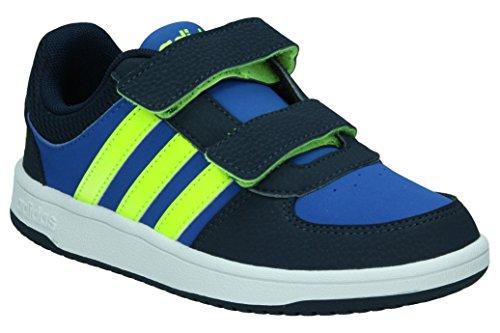 adidas, Sneaker bambini blu blu