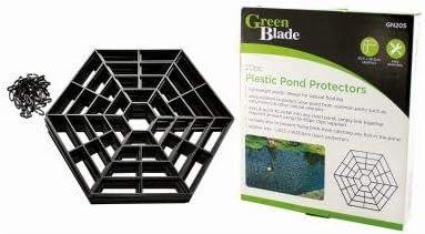 Blackspur 20Pc Plastic Pond Protectors