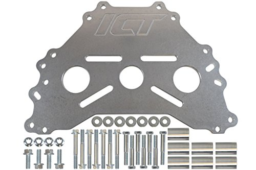 Engine Safe - Stand Adapter Plate Ford BBF SBF Modular Coyote Heavy Duty Saver 551869