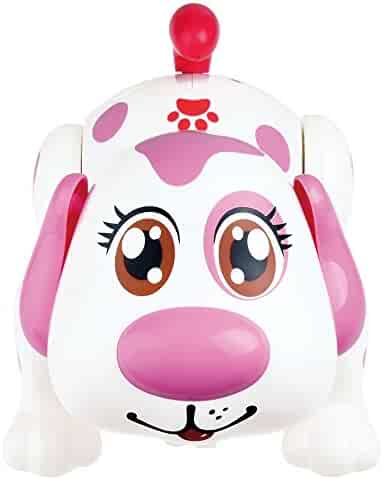 Electronic Pet Dog. Helen Reponds to Touch | Interactive, Can Sing, Dance and Make Fun Sound.