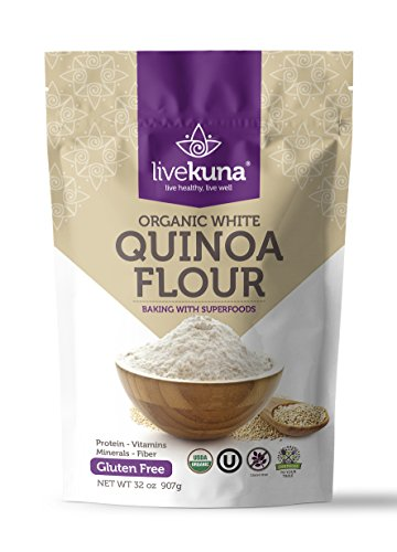 (LiveKuna Organic Quinoa Flour, 32)