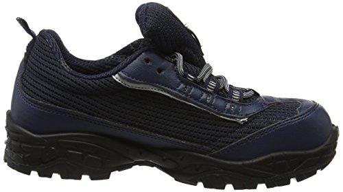 Cofra 22192-001.W39 Cleft S1 P SRC Chaussure de sécurité Taille 39 Bleu