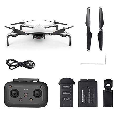BeesClover C-Fly Smart Pro Drone GPS 5G WiFi 1080P HD Camera2KM Flying Distance 25 Minute RTF Brushless Motor Optical Flow 1KM Black