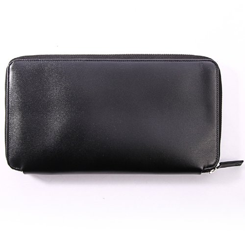 Mont Blanc Black Travel Currency Wallet (16352) by MONTBLANC (Image #3)