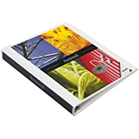 Office Depot(R) Brand Durable Non-Glare View Binder, 1 1/2in. Rings, 100% Recycled, White