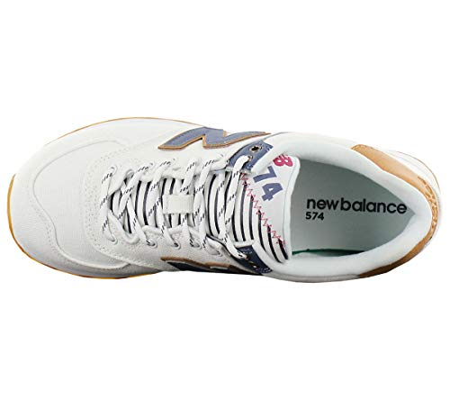 Bianco Pack Yatch Donna New Wl574v2 Balance Sneaker FxFnTW