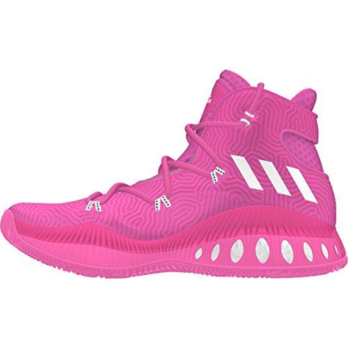 Scarpa Adidas Pazzo Esplosivo Uomo Basket Rosa