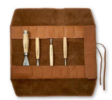 Leather Chisel Roll by Craftsman Collection by PIEL (Image #1)