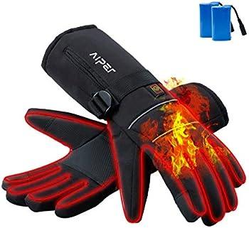 Aiper Electric Heated Gloves Anti-Slip Hand Warmer