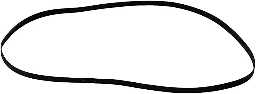SUPVOX Cinturón giratorio de goma de 40 cm Cinturón tocadiscos ...