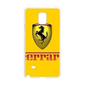 SHEP Ferrari sign fashion phone case for Samsung Galaxy Note4