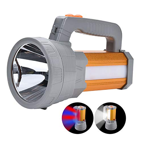 Multi Light Led Flashlight in US - 3
