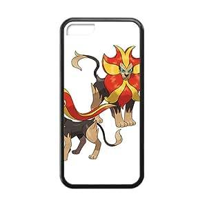 Cartoon Anime Pokemon fashion Phone case for iPhone 5c