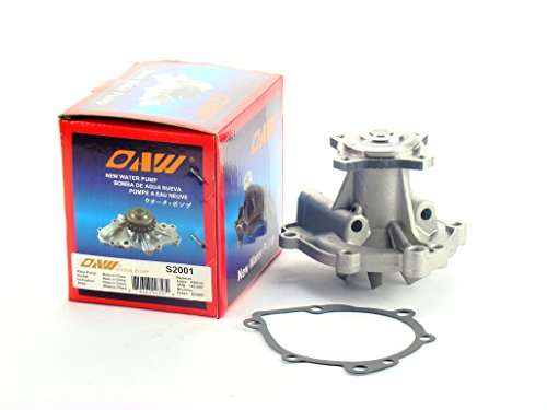 OAW S2001 Engine Water Pump for Chevrolet Tracker & Suzuki 1.8L 2.0L 1996 - 2009