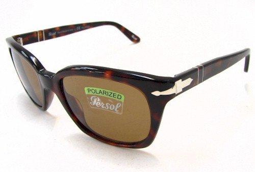 528becb44e PERSOL 2951-S Sunglasses 2951S Havana 24 57 Polarized Shades  Amazon.co.uk   Clothing
