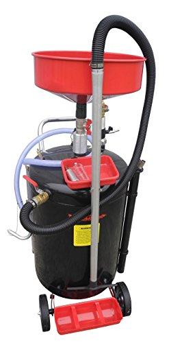Redline 30 Gallon Self Evacuating Vacuum Oil Extractor (Self Evacuating Oil Drain)