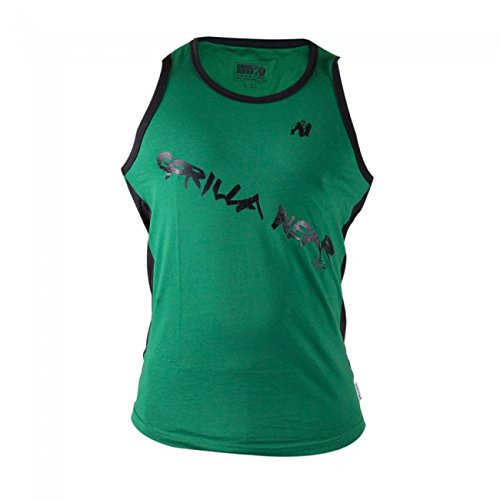Gorilla Wear Stretch Tank Top verde