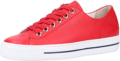 Trainer Up Intermedio Soft 4704 Paul Green Rosso Lace Touch 4nZqw