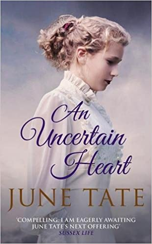 Book An Uncertain Heart