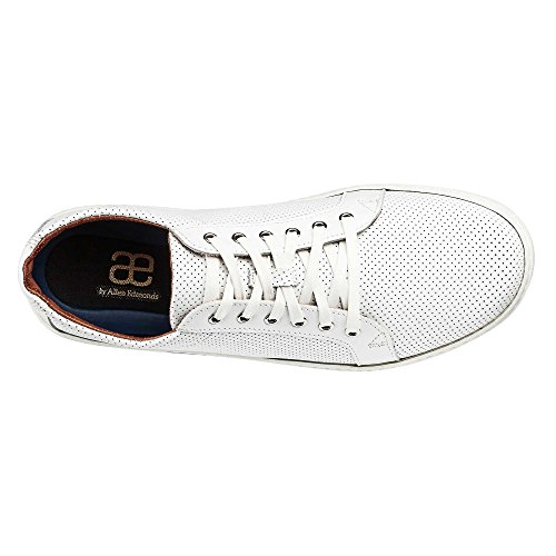 Allen Edmonds Sneaker Classico Da Uomo Sneaker Moda Bianco