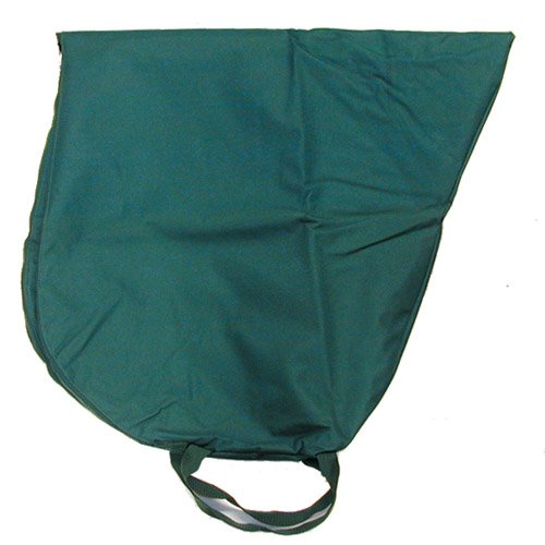 Hunter Green Saddle Carrying Bag