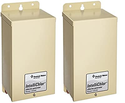 Pentair 520556 IntelliChlor Power Center For Salt Chlorine Generator Systems (US Version)
