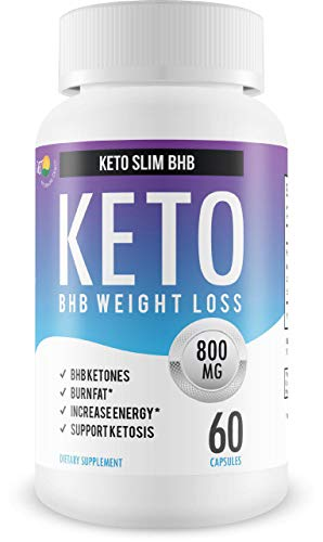 (Keto Youthful Weight Loss - Keto Slim - Exogenous Ketones - Burn Fat, Lose Weight,Induce Ketosis with This Purely Crafted Keto Diet Supplement. The Purest Ingredients for Keto Trim Results!)