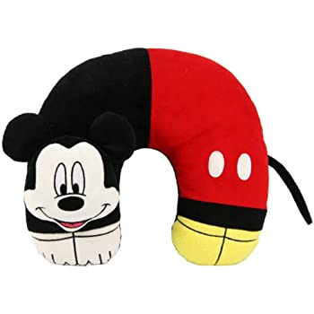 Amazon.com: Jay Franco Disney Mickey Mouse Stars Plush Kids ...