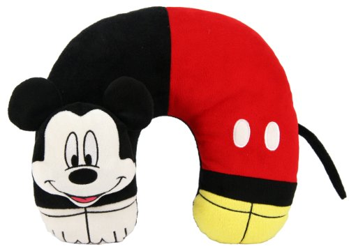 Disney Mickey Character Travel Pillow